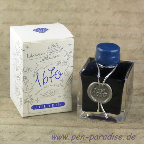 Herbin Tinte 1670 Collecteur