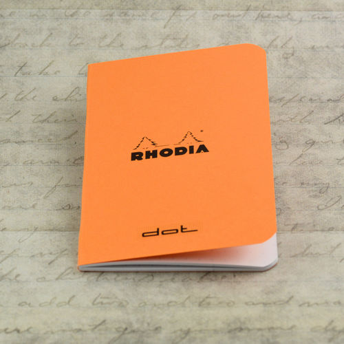 Rhodia Notizheft Dot 7,5x12cm