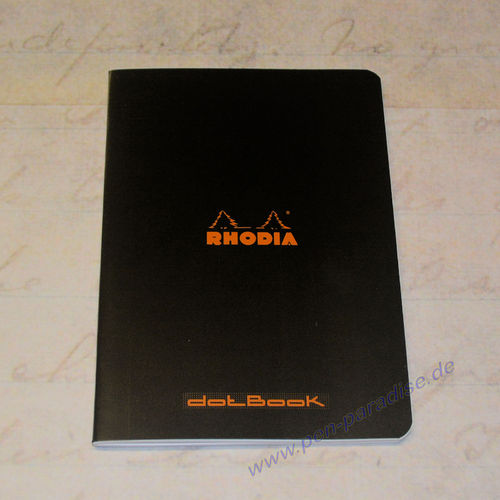 Rhodia Notizheft DotBook A5  oder A4